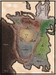 The world of Vandaral by CallMeMina