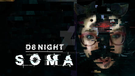 D8 Night: SOMA title card