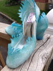 Elsa's Ice Shoes
