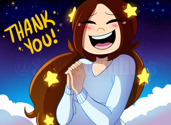 Thank You, Everyone by Rainbow-Skybird