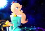 Protector of the Cosmos by Rainbow-Skybird