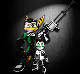 Ratchet and Clank - Going Commando (V2)