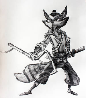 Rioichi Cooper (Sly Cooper: Thieves In Time)