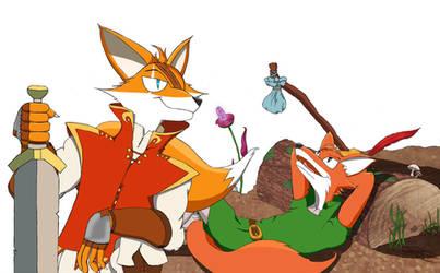 Reynardo and Robin