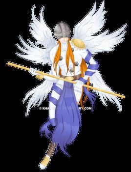 [Fanart] Digimon - Angemon