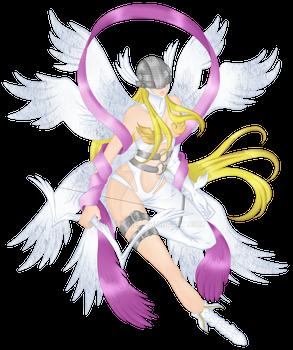 [Fanart] Digimon - Angewomon