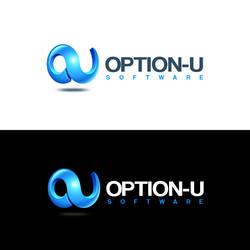 option-u logo proposal by carlexdesign