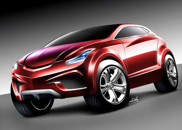 cyclone suv coupe by carlexdesign