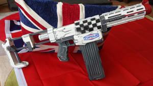 Nerf Torgue Rifle