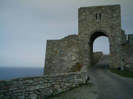 Castle - Entrance by babygirlk-stock