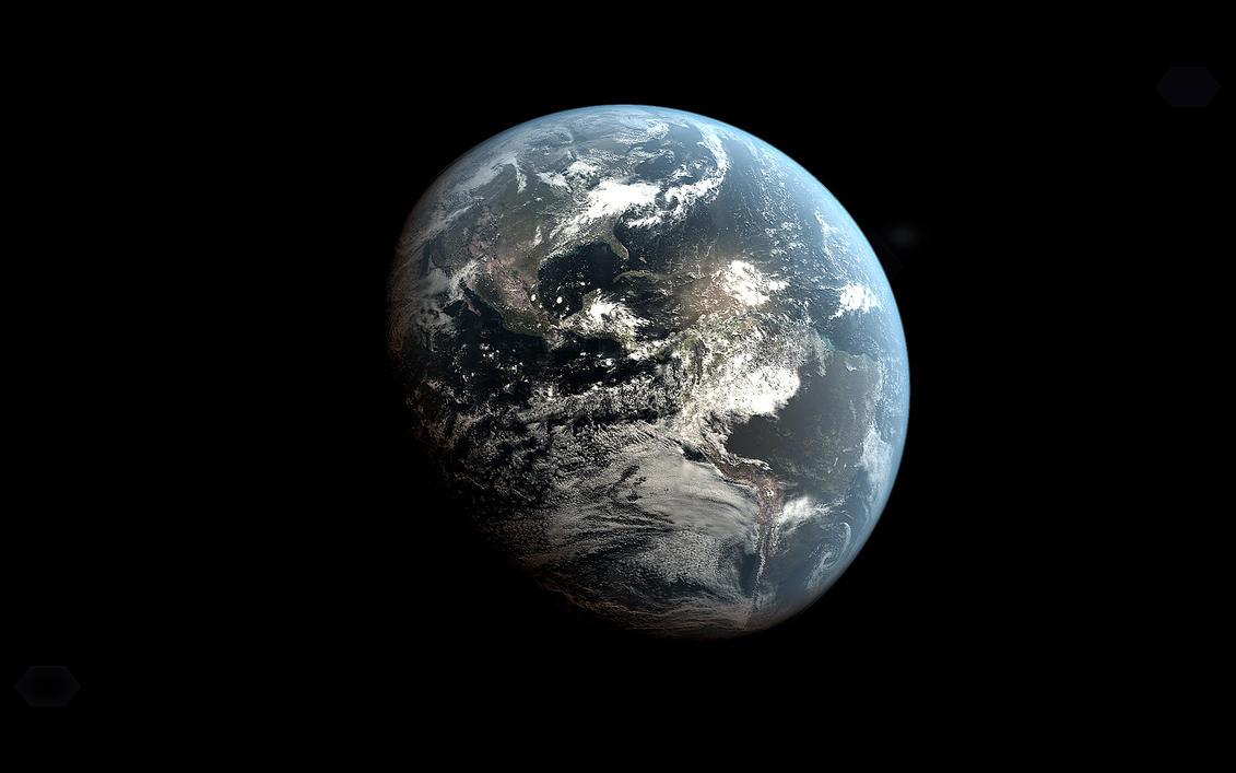 Planet Earth by manwesulemo on DeviantArt
