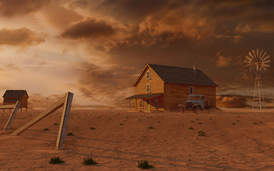 Nowhere, Kansas by manwesulemo
