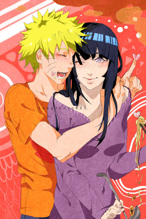 Naruhina: something to be thankful for... by tanginova