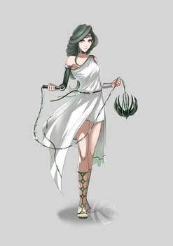 [RWBY OC] Sfeno Stone