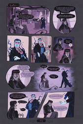 Crime and Punishment 2 by Coyoteprinceart