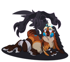 Prey by TheFluffehGryphon