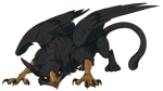 Pyrite Bird