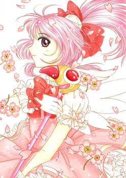 Peachjung custom Cardcaptor Sakura