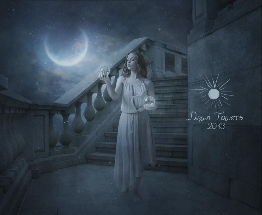 Starry night by DawnTowers