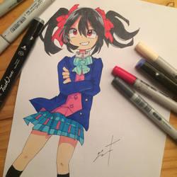 Nico Yazawa #2