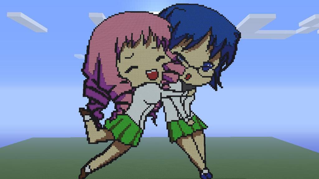 Pixel Art S Minecraft Taringa
