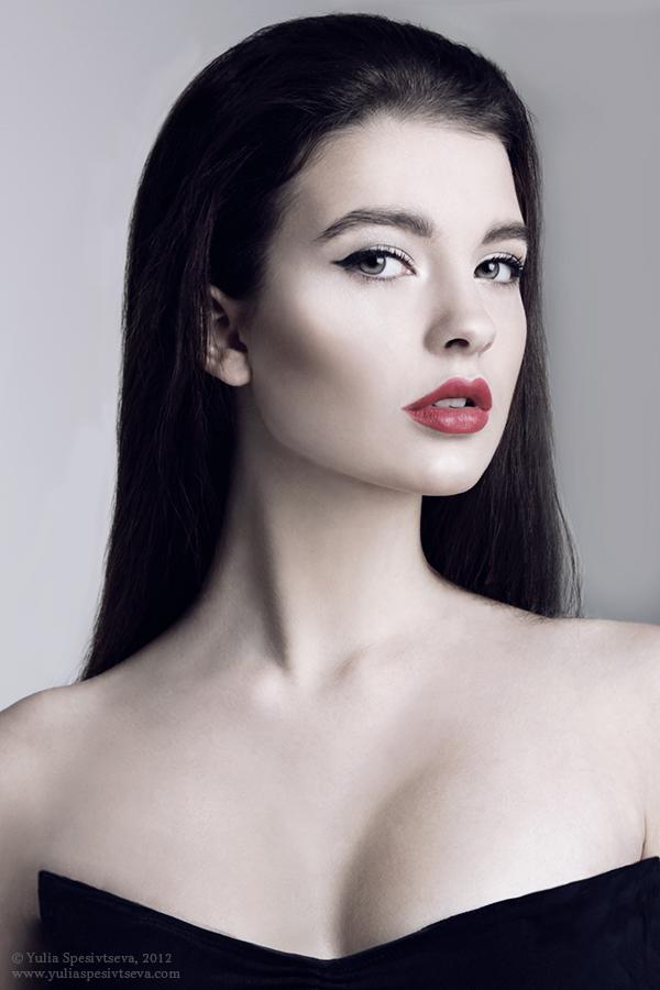 Polina II by YuliaSpesivtseva
