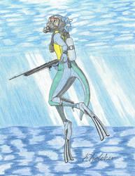 [Request] Otter Diver