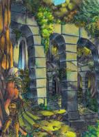 ACEO: Forgotten Ruins