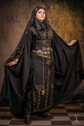 Priestress of Boron - Full by Hyacinthley