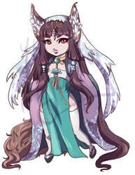 Kitsune PTA by Hyacinthley