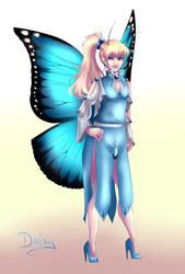 Daisy OTA by Hyacinthley