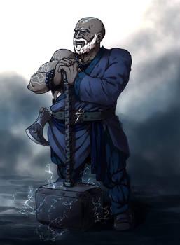 Skallagrim Stormstrider