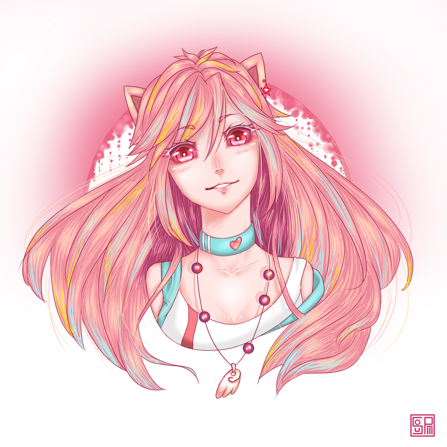 Request : Lumiera by Kawaii-SoupBowl