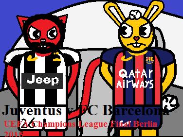 juventus v fc barcelona uefa cl final 2015 berlin by