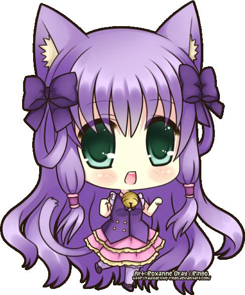 Chibi - Yuuna by Rinselli-chan