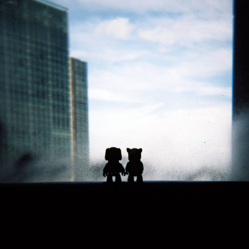 DoGgyQ and KitCatQ by lomocotion