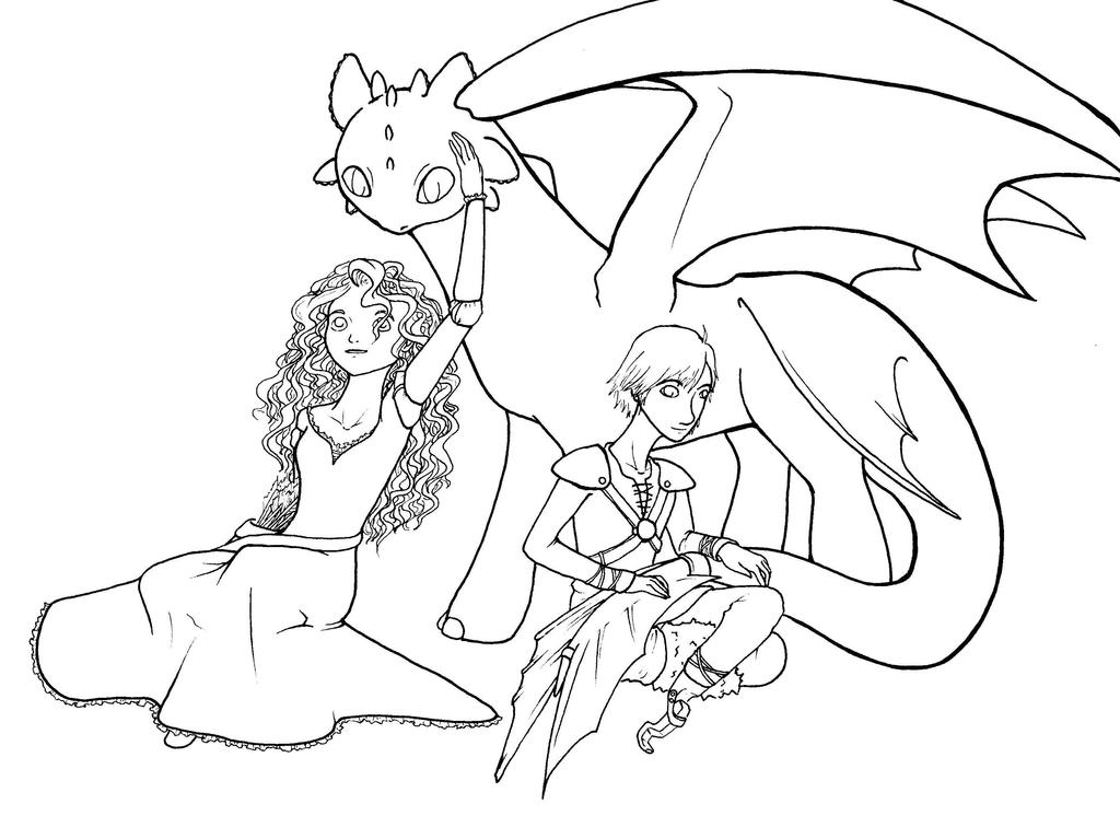 Baby Toothless Free Colouring Pages Toothless Coloring Page