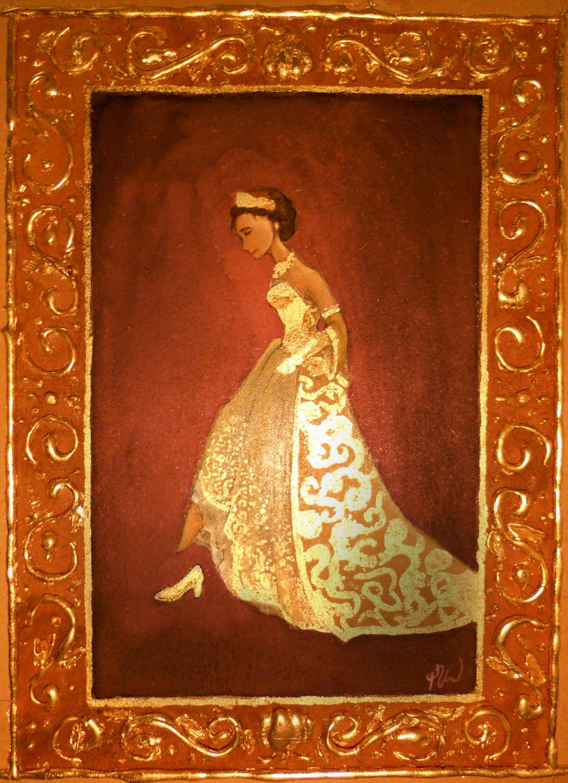 Cinderella by hiddenwriterspirit