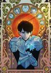 Tales of Arcadia Art Zine