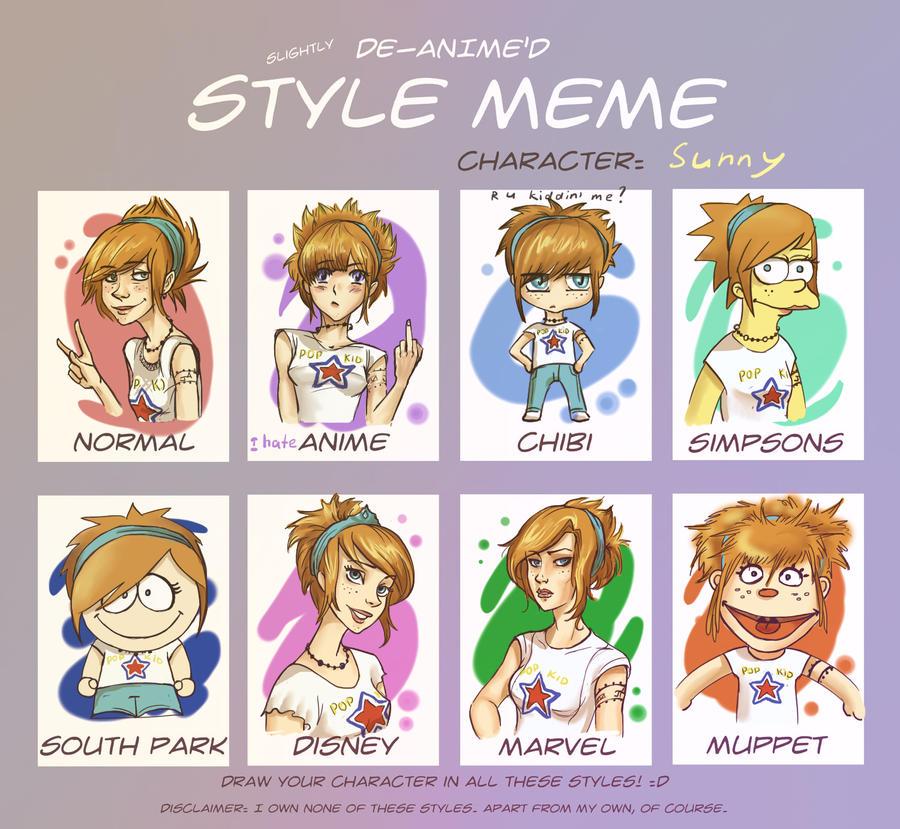 style meme by FrAlichen