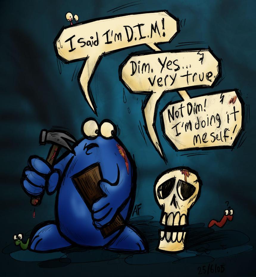 Trap Door - D.I.M by GagaMan