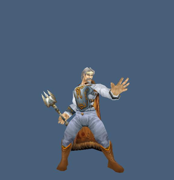 King Terenas Menethil by Dvnwomble on deviantART