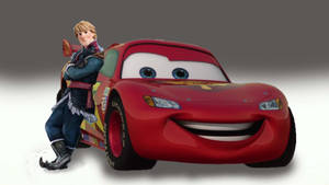McQueen and Kristoff