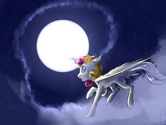Pegasus Lola's Night Flight