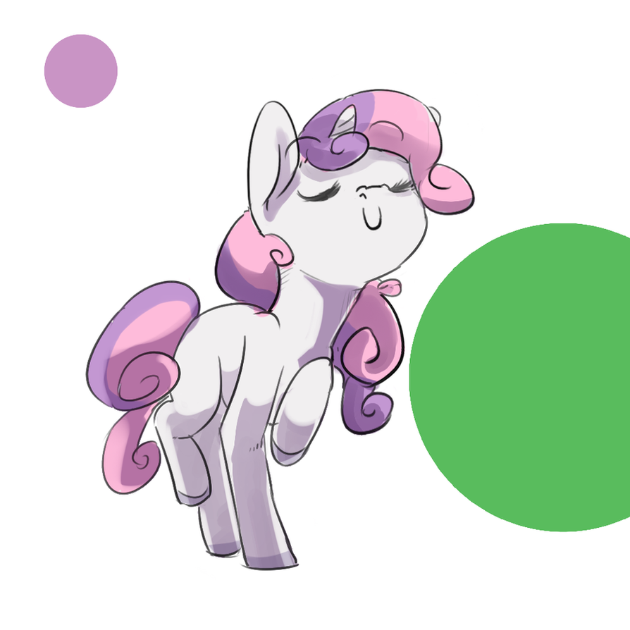 Sweetiebelle by imsokyo