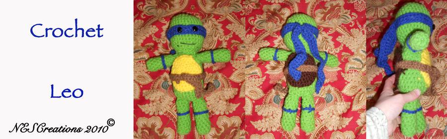 Crochet Leo by Zero23