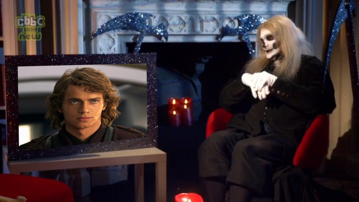 Chatty Death - Anakin Skywalker