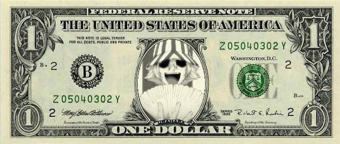 Urahara Dollar by Urahara02