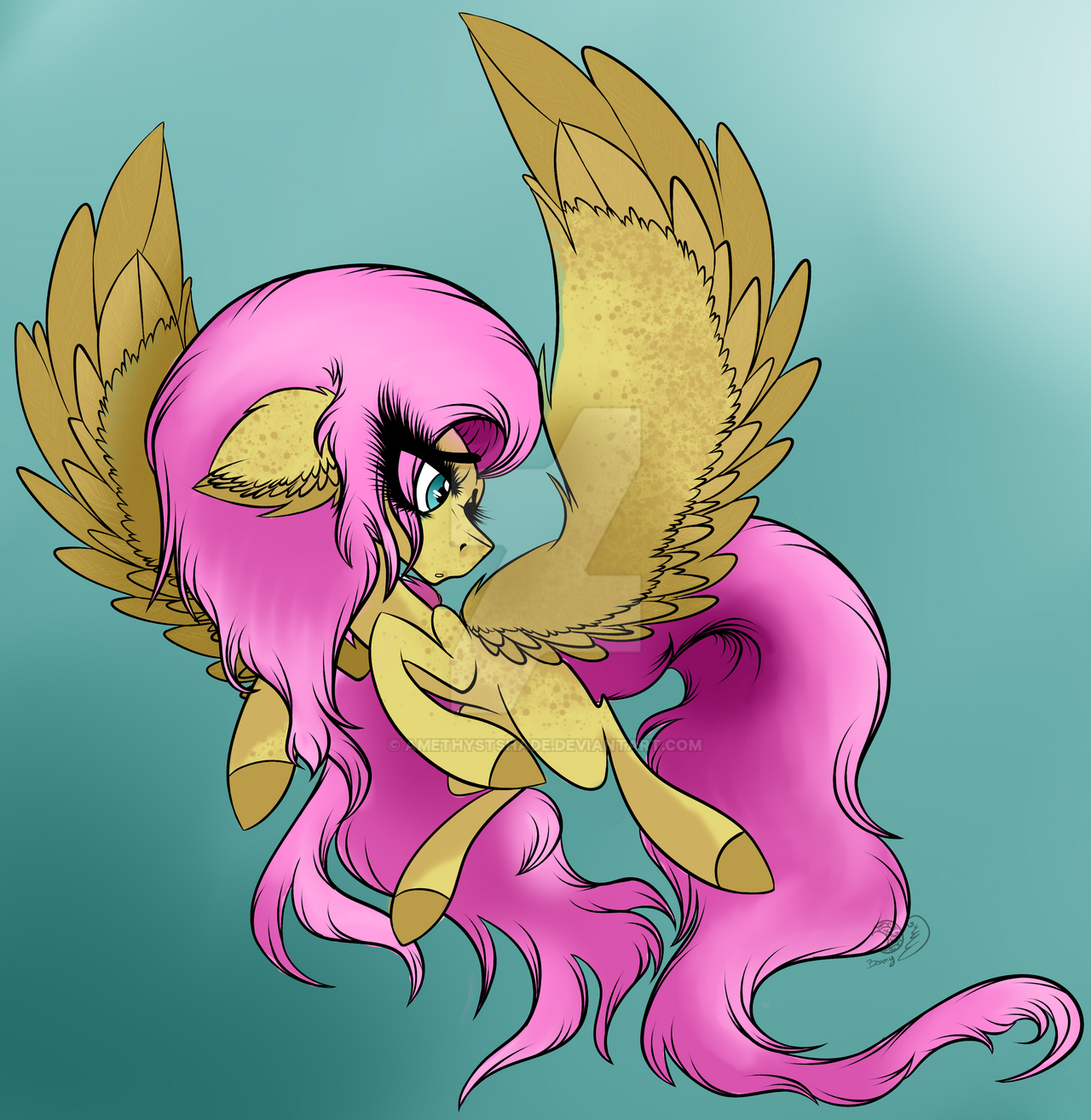 Fluttershy Collab