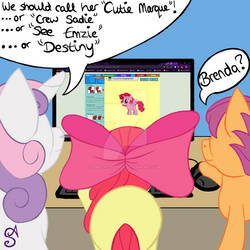 EqD ATG Day 6: Pony Making A Name For Themselves